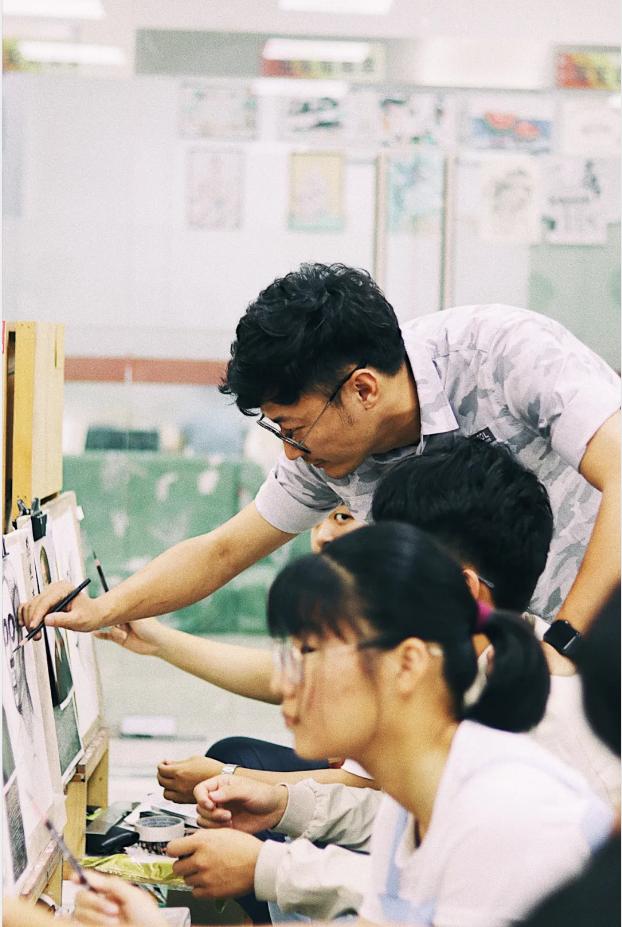 中考美术名师访谈:总有人要赢,为什么不能是我?图片16